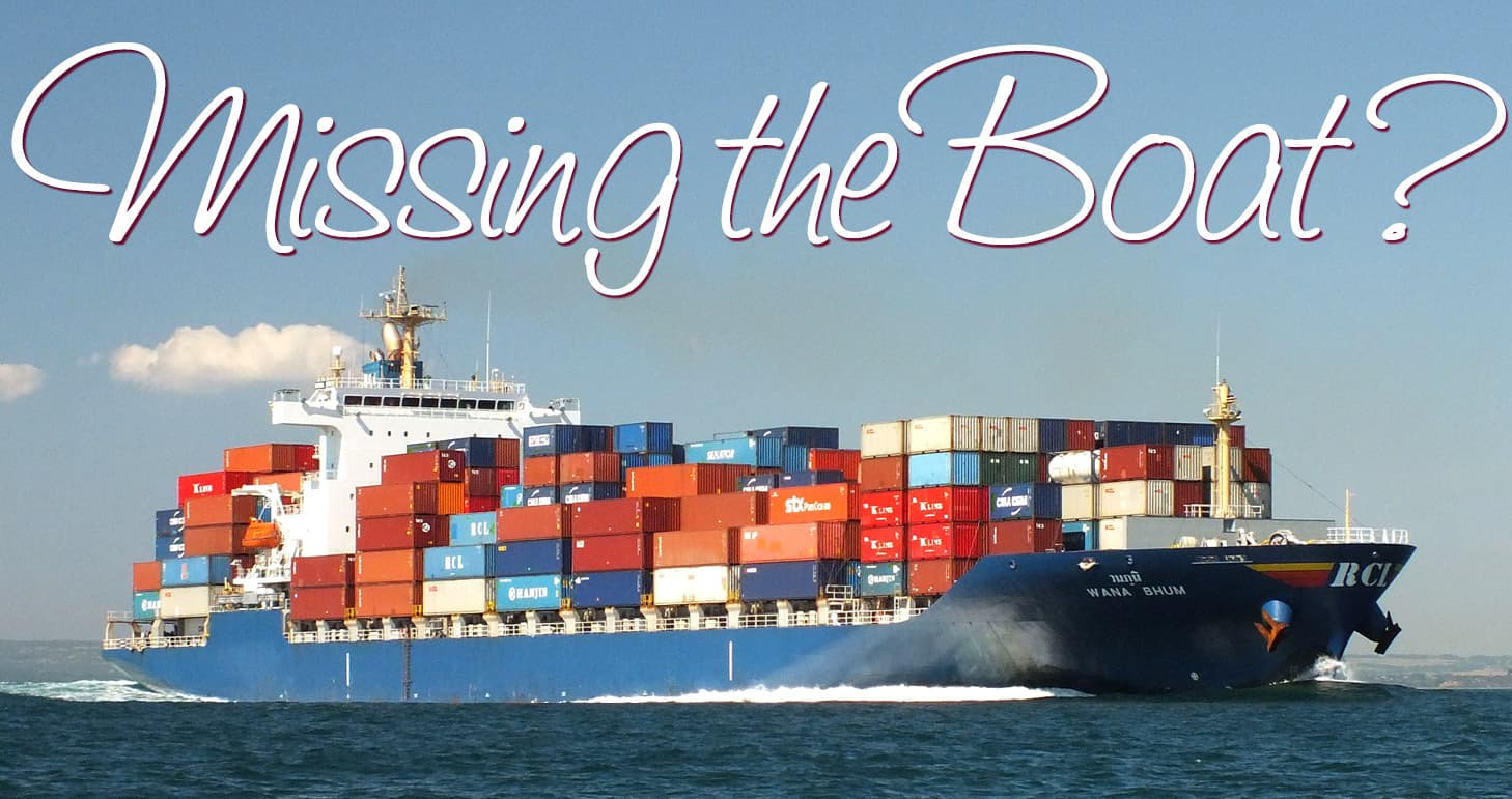 Is Your Business Missing the International Trade Boat?
