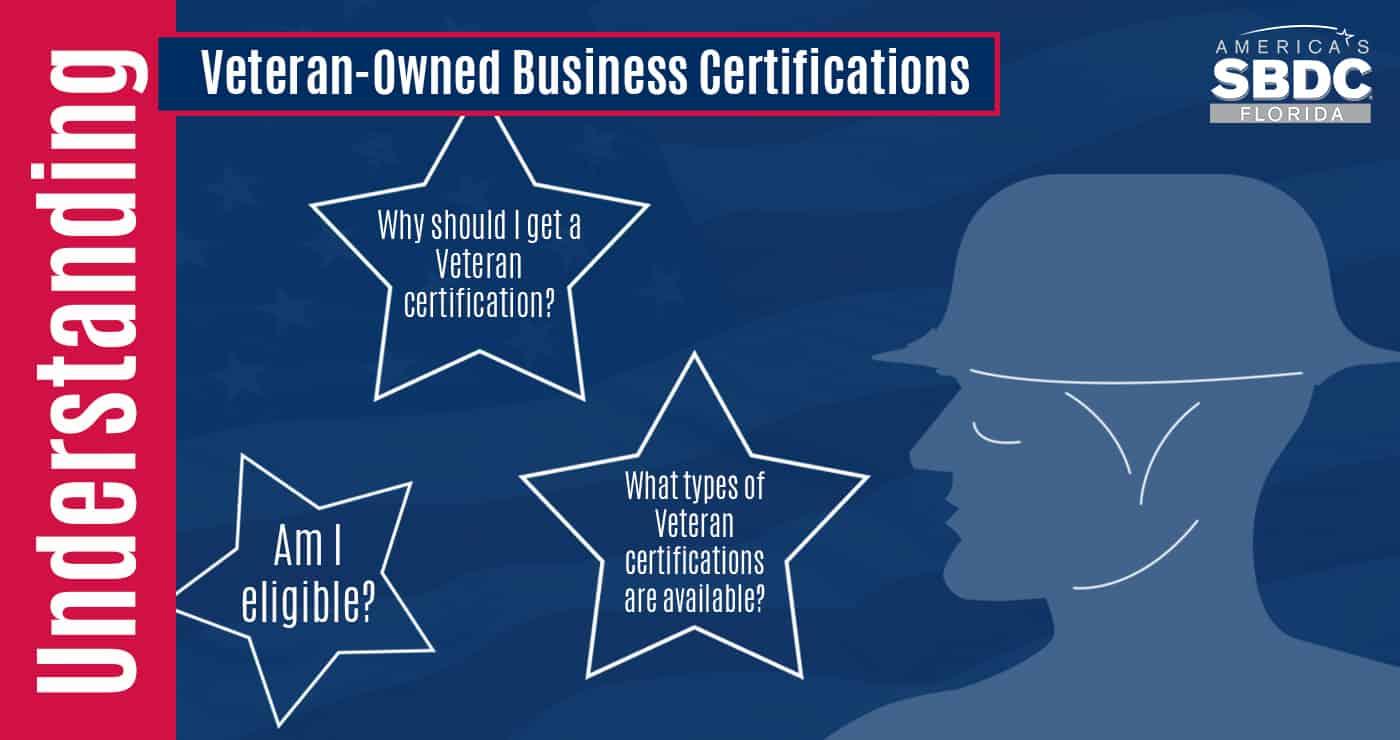 Understanding Veteran Owned Business Certifications