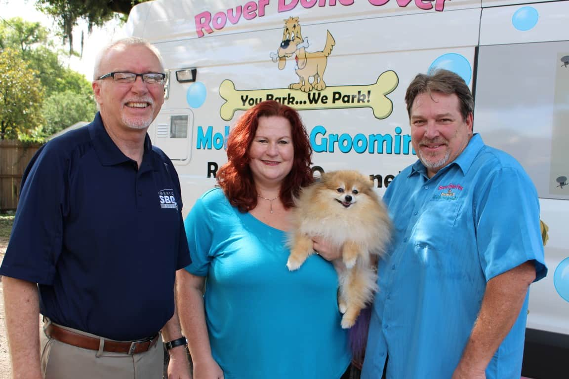 Pet Grooming Company On a Roll
