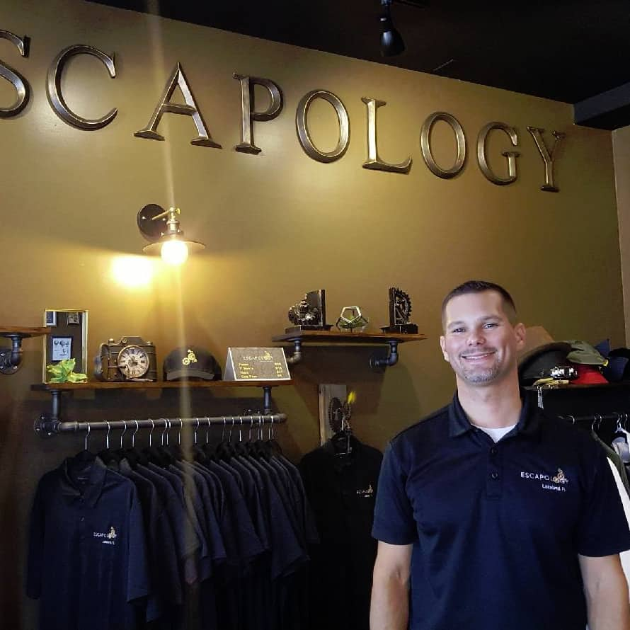 Escape game business appears in Lakeland