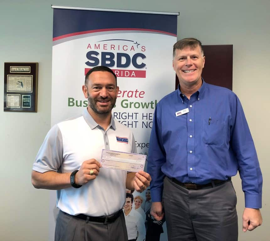 Loan Helps Bridge the Gap for Tampa-based Business