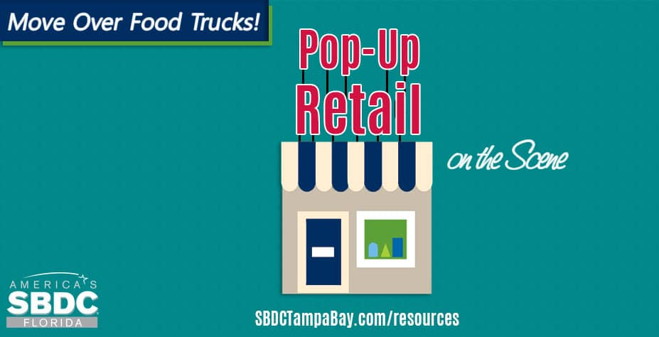 Move Over Food Trucks! Pop-Up Retail on the Scene