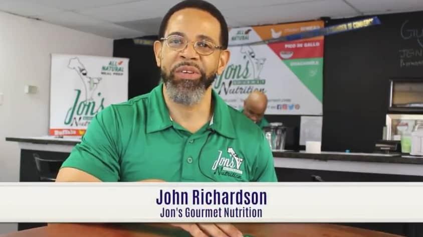 Jon's Gourmet Nutrition of Pasco County