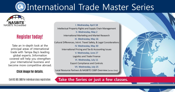 International Trade Master Series
