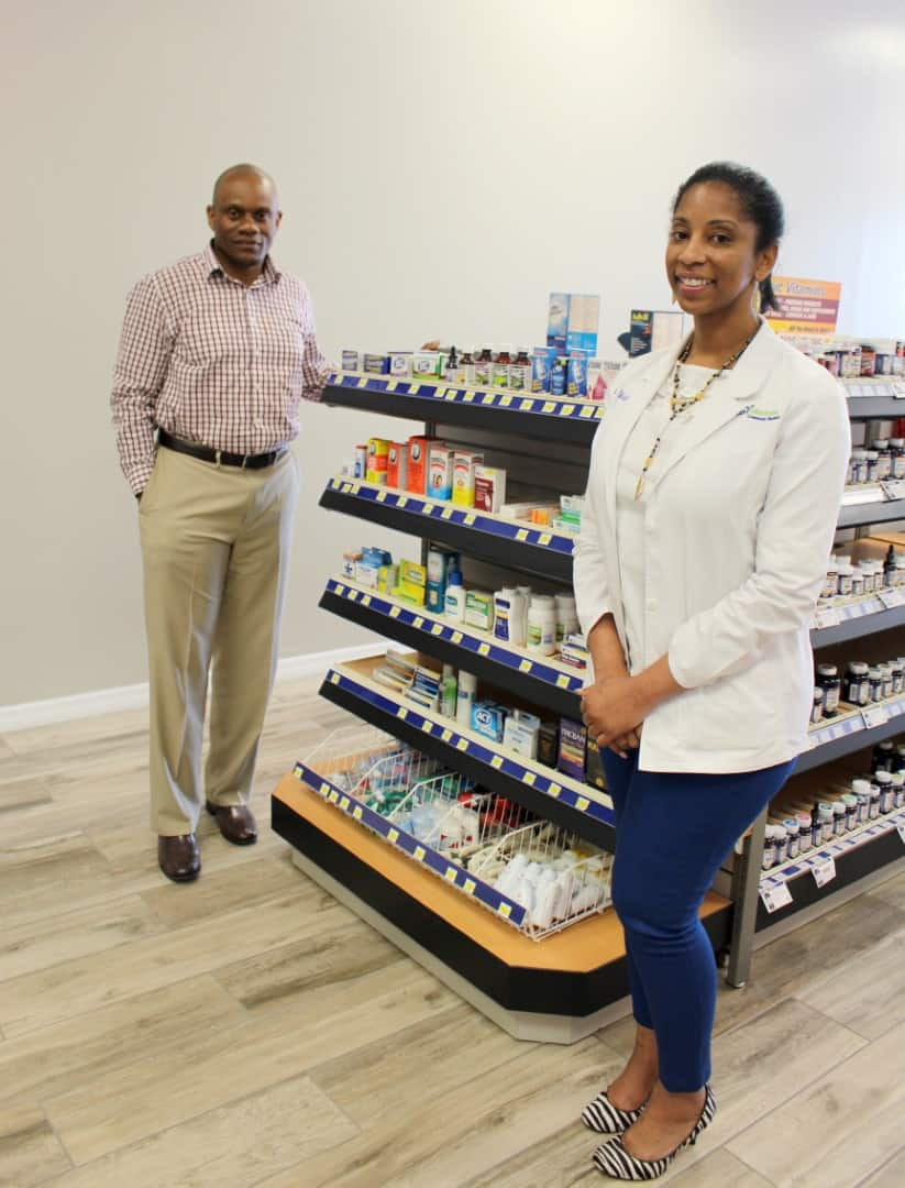 Pharmacist Receives Loan Assistance to Keep Her Business Healthy