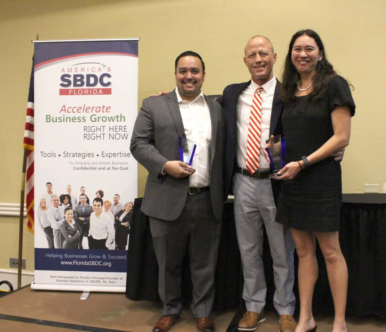 FSBDC at USF hosts annual government conference