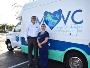 Local vet lands bank loan to start mobile clinic