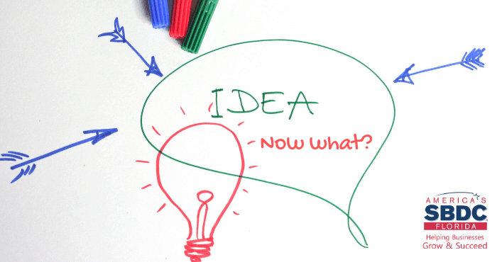 I have a business idea. Now what?