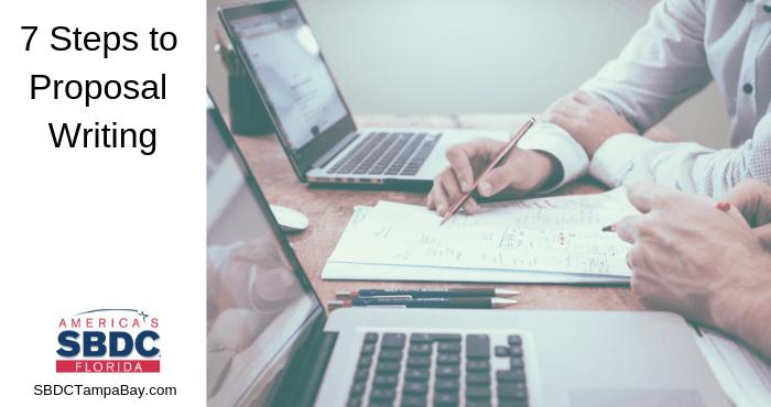 7 Secrets to Proposal Writing