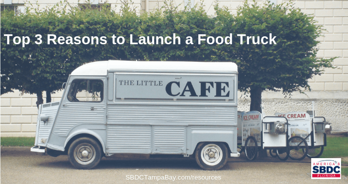 Top 3 Reasons to Launch Your Food Business on a Smaller Scale