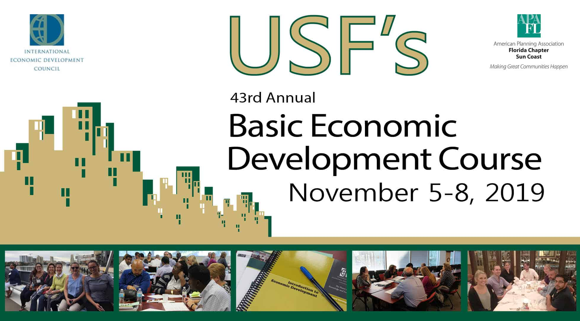 Basic Economic Development Course