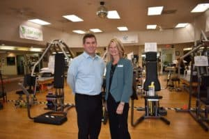Physical therapist gains business strength with no-cost assistance