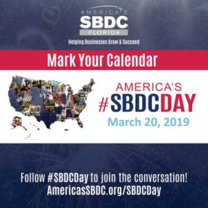 Florida SBDC at USF to Celebrate National SBDC Day March 20