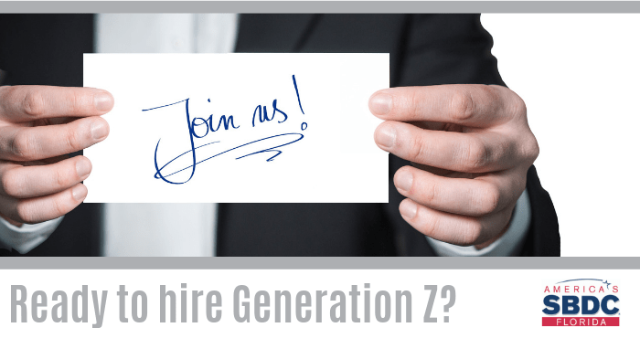 Hire Generation Z