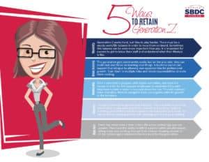 5 Ways to Retain Generation Z