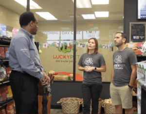 Couple opens Tampa store after leaving Puerto Rico post-hurricane