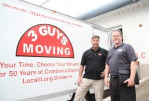 Moving company on the road to future growth