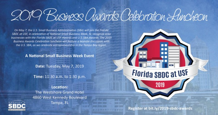 2019 Business Awards