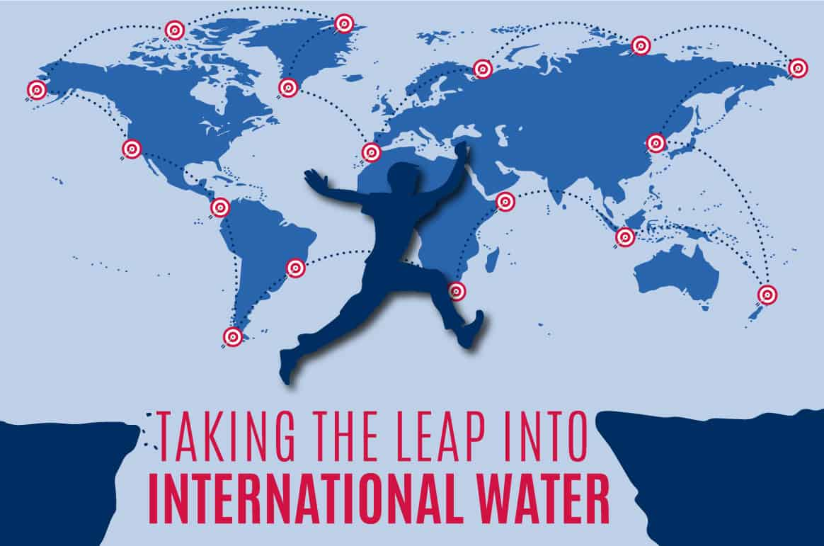 Leap into International Water with the Export Marketing Plan
