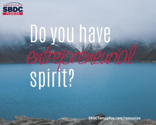 5 Key Traits of the Entrepreneurial Spirit