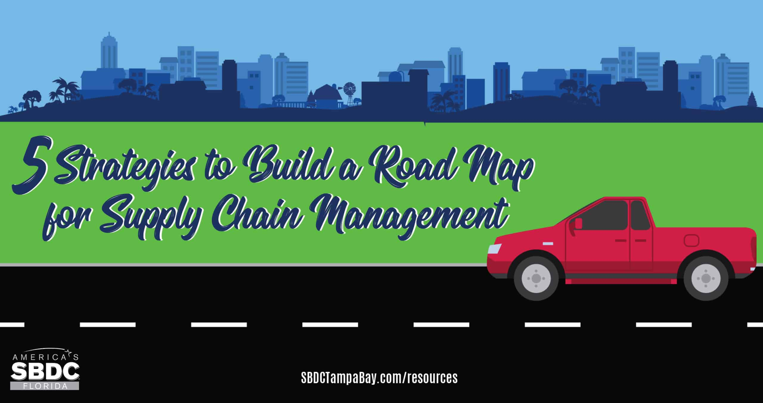 5 Strategies to Build a Road Map for Supply Chain Management
