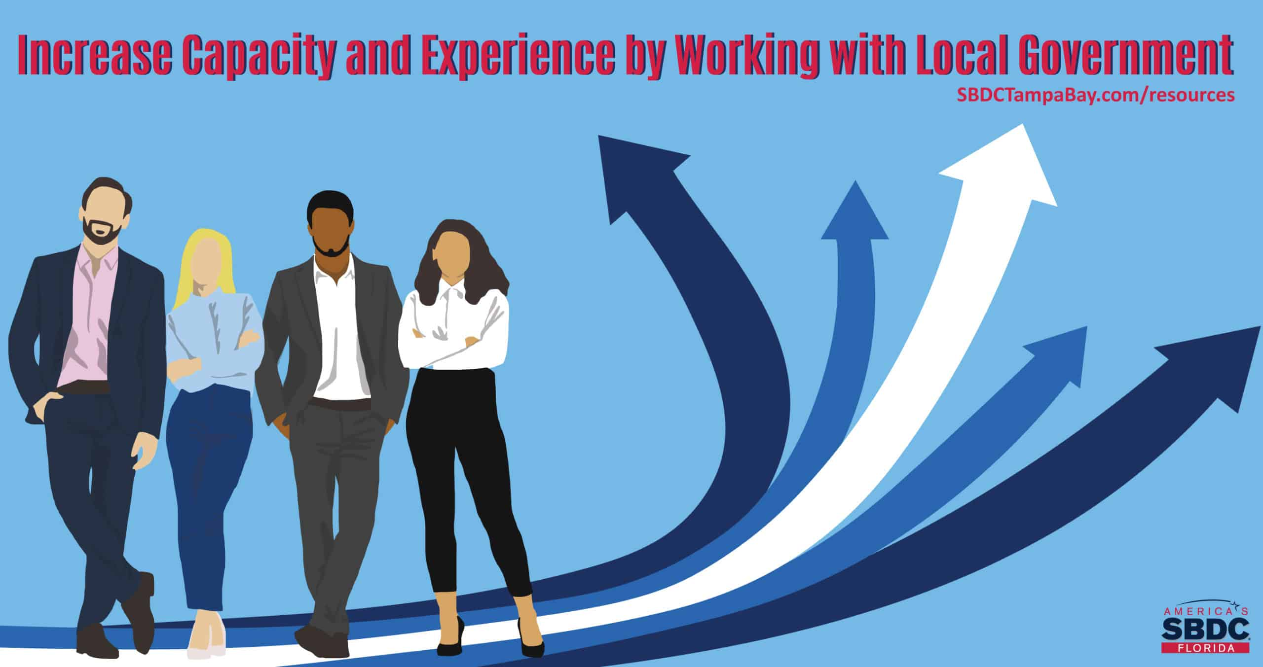 Increase Capacity, Experience with Local Government Contracting