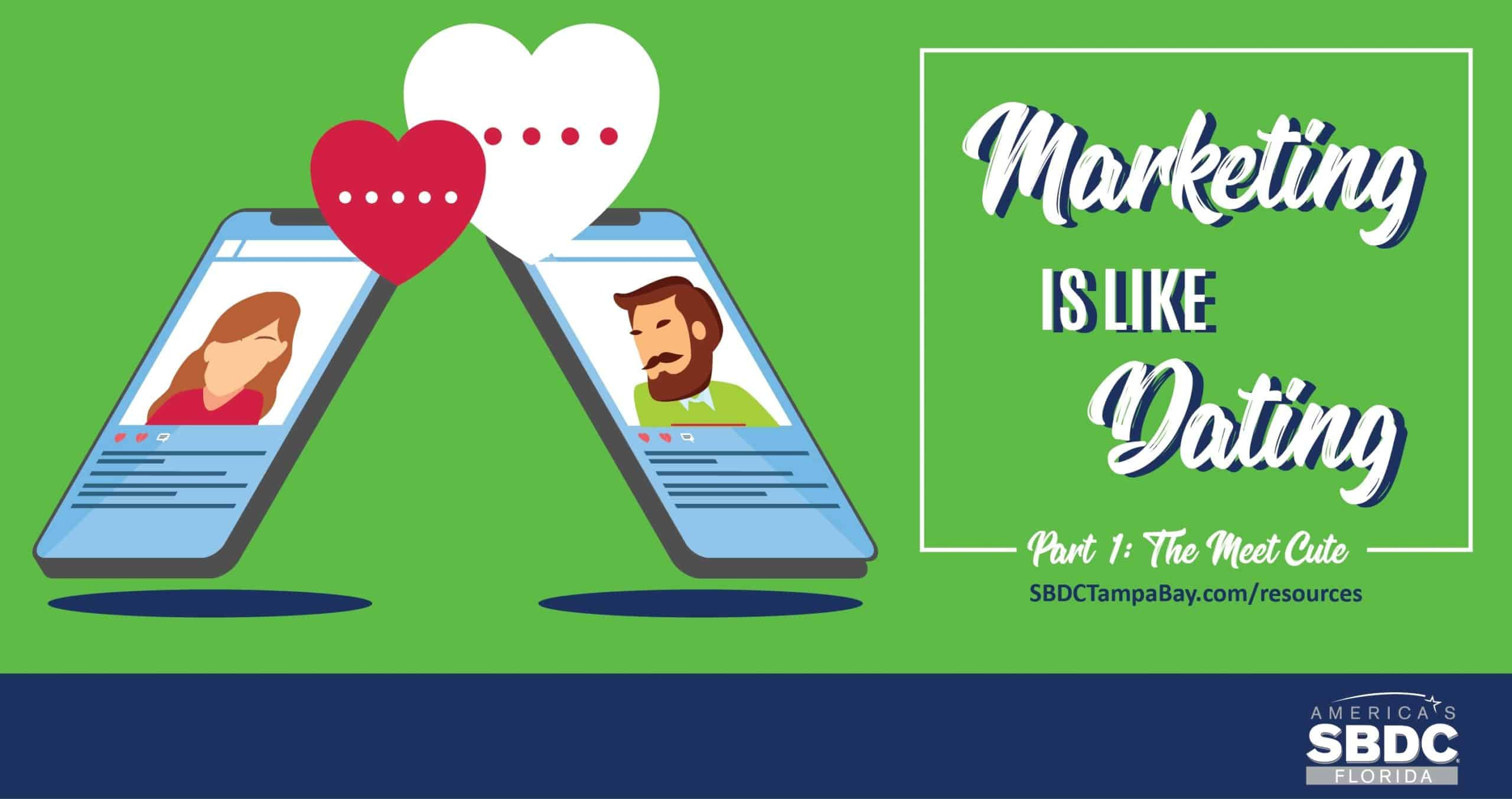 Marketing is Like Relationships