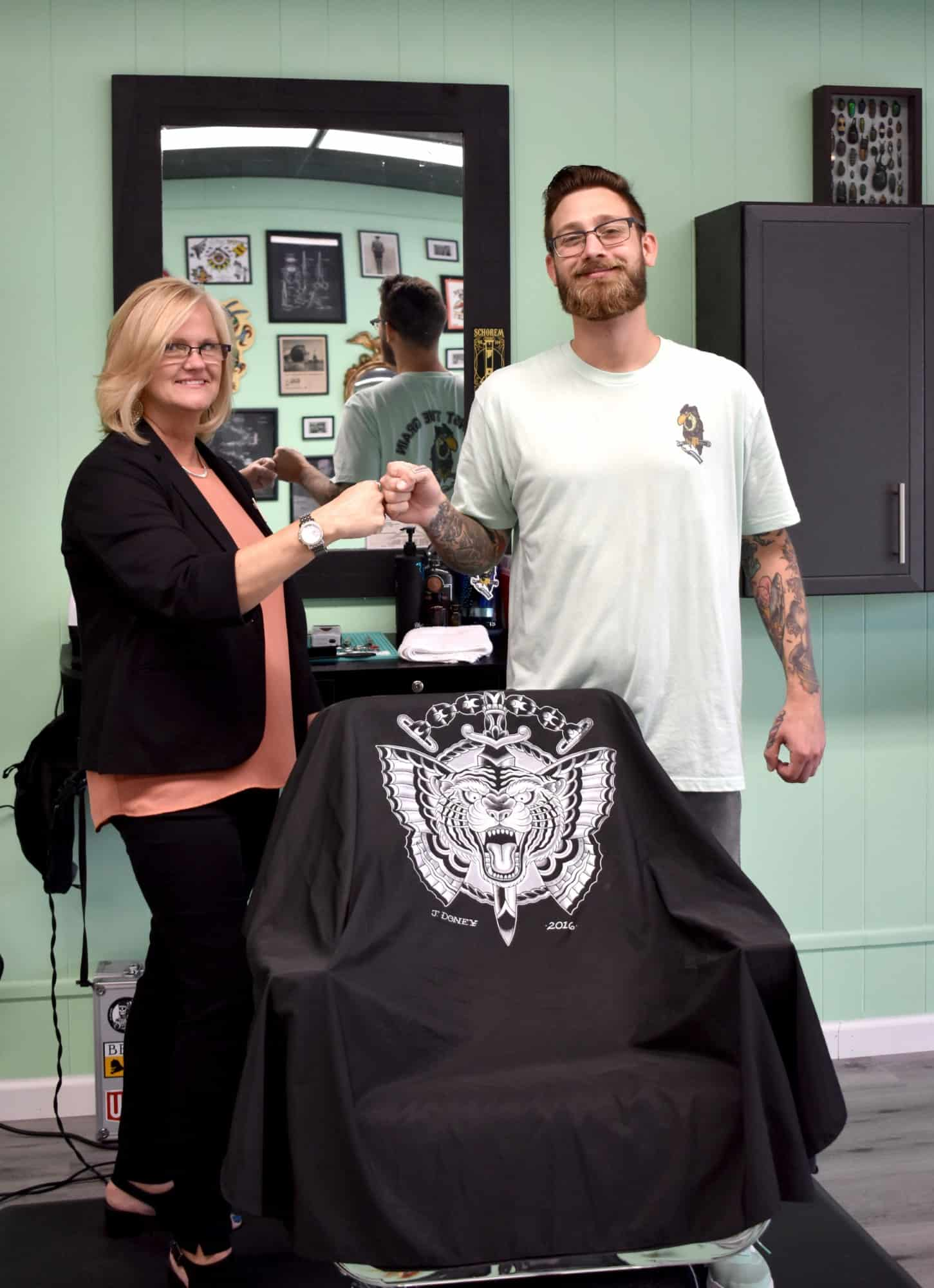Aaron's Against the Grain Barbershop of Pinellas County