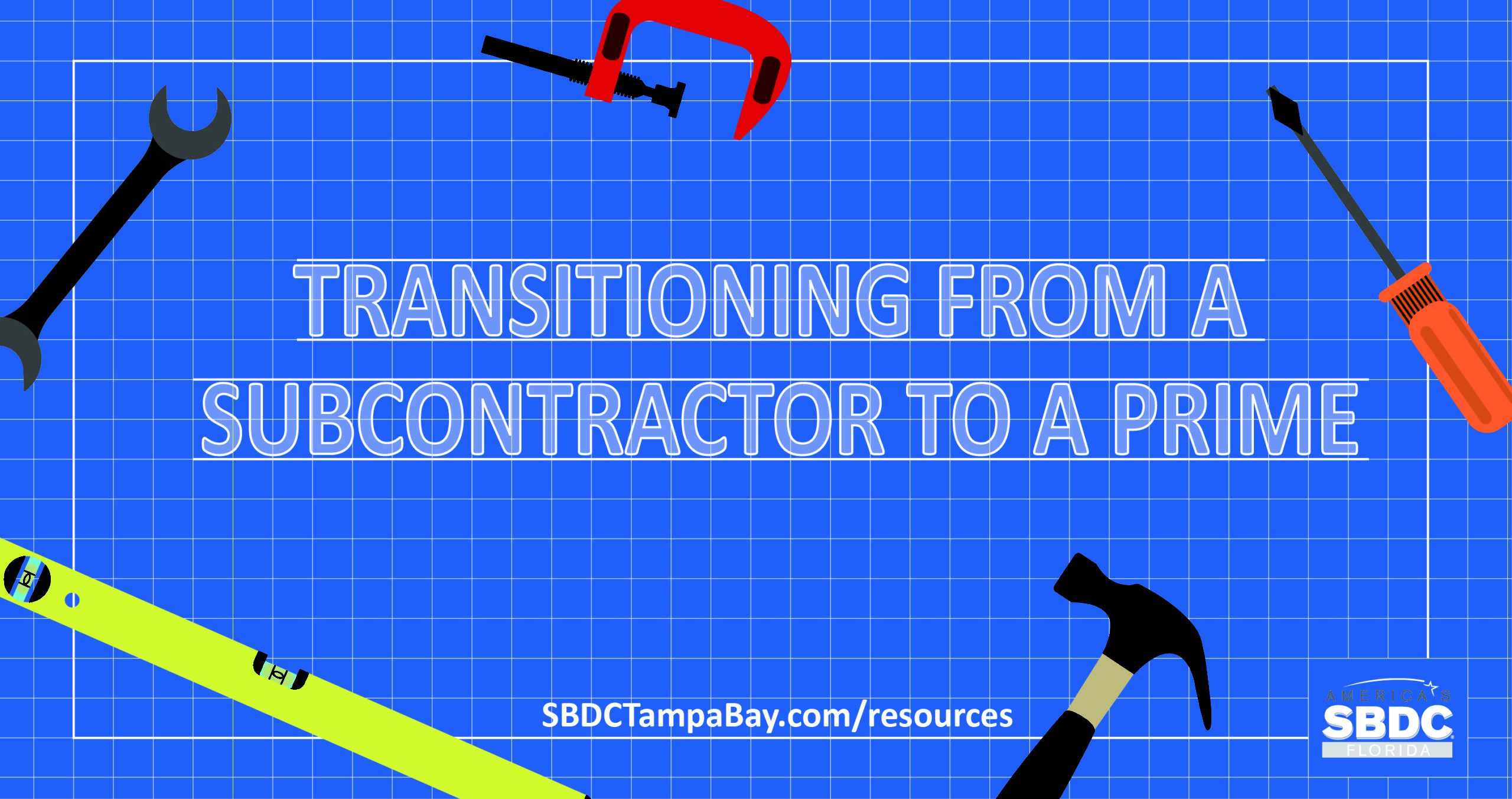 Tips for Transitioning from a Subcontractor to a Prime