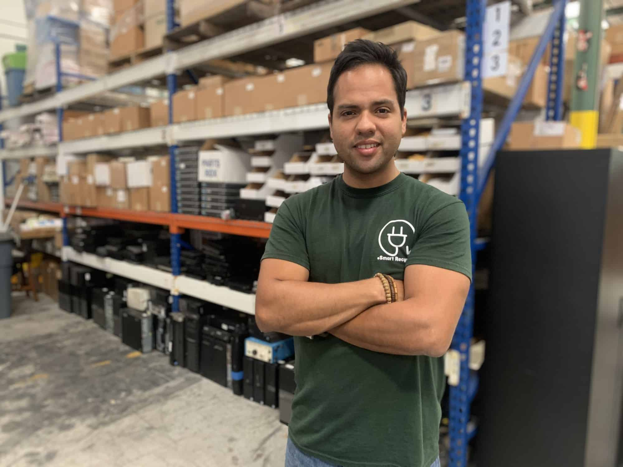 Tampa Recycling Company Capitalizes on Growth by Giving Back