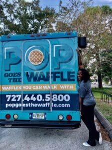 Pop Goes the Waffle of Pinellas County