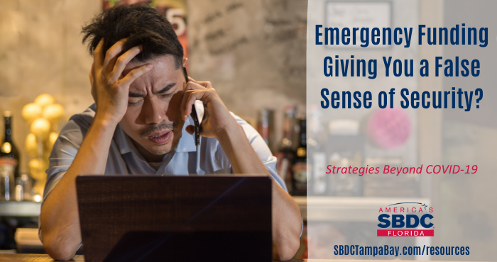 Is Emergency Funding Giving You A False Sense of Security?